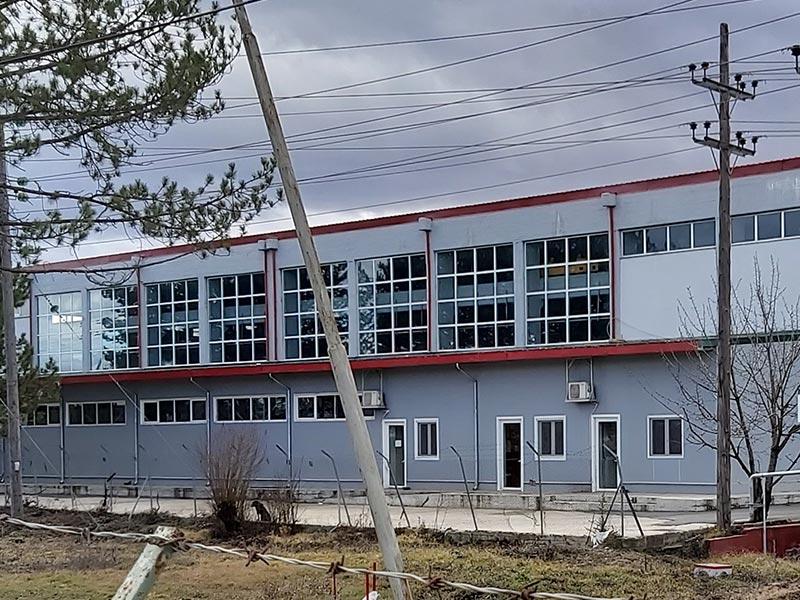 Κτίριο Α1