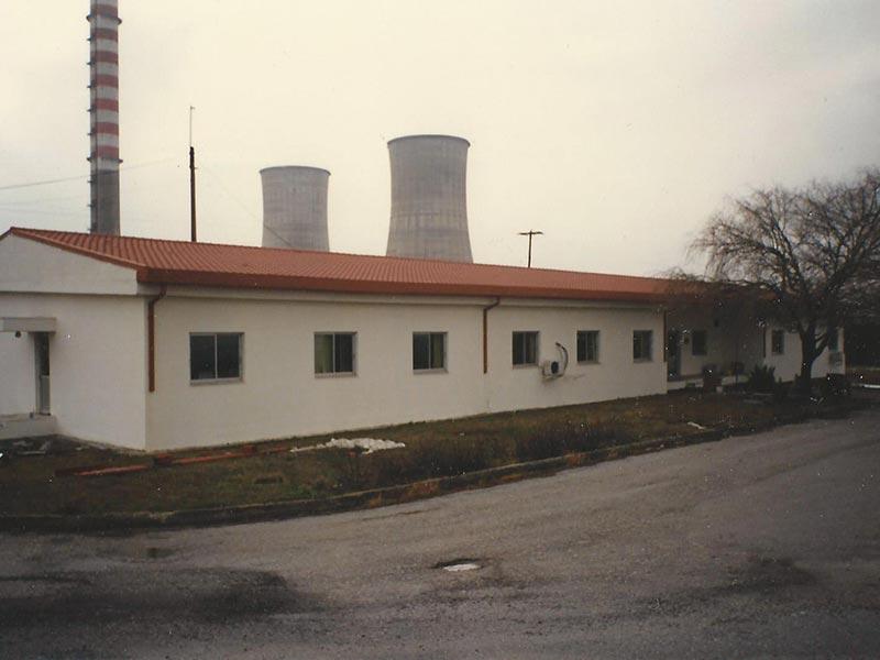 Ανακατασκευή κτιρίου