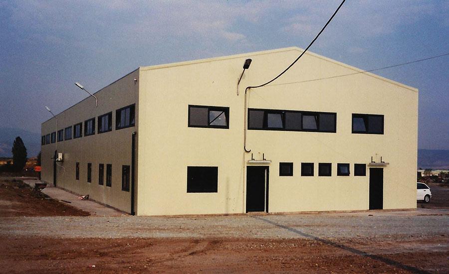 Κατασκευάζουμε βιομηχανικά και βιοτεχνικά έργα, τα οποία έχουμε θέσει ως αναπτυξιακούς πυλώνες...